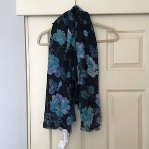 Beautiful square scarf NEW by Loft